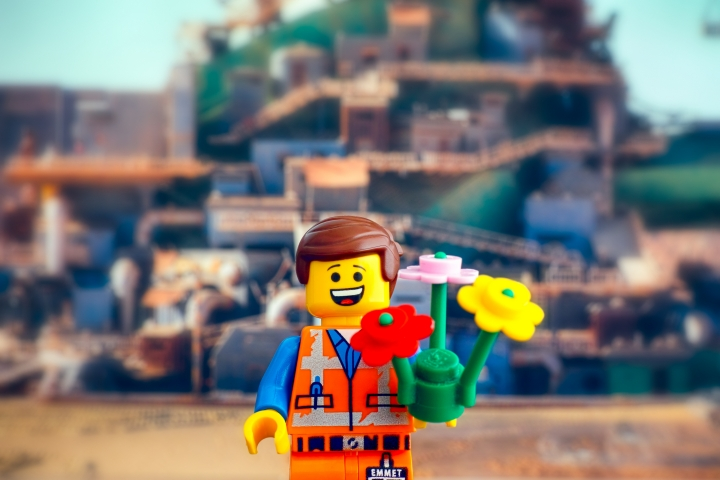 THROUGH THE LENS:  EVERYTHING IS AWESOME!